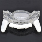 Flashing Multicolored 4-LED Vampire Teeth Mouthpiece (2 x CR927)