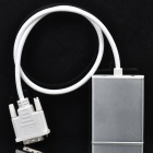 DVI Male to DP DisplayPort Female Adapter Converter