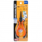 "Mini 4.5"" Precision Straight Flat-Nose Pliers"