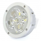 GX5.3 1.5W 6500K 140LM 5-LED White Light Bulb (110~240V)