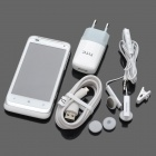 "HTC C110E Radar WP7 Mango WCDMA Smartphone w/3.8"" Capacitive, Wi-Fi and GPS - Active White"