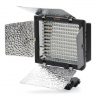 5500K 160-LED White Video Light w/ Remote Control Filters for Camera / Camcorder