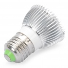 E27 3W 3500K 200-Lumen 3-LED Warm White Light Bulb (100~245V)