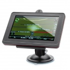 "5.0"" Touch Screen Win CE 5.0 GPS Navigation w/ TV / Bluetooth / FM / TF (Brazil Maps / 2GB)"
