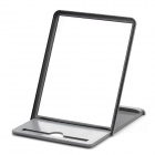 Creative iPad Style Cosmetic Make Up Mirror - Silver