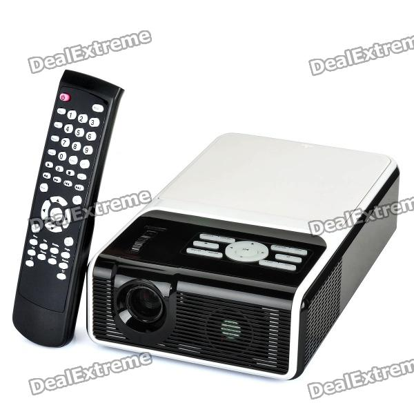 GD-300PG DVD Multimedia Player LED LCoS Projector