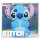 Protective Cute Stitch Style PC Case for Iphone 4 / 4S - Blue