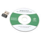 COMFAST 2.4GHz IEEE802.11b/g/n 150Mbps USB 2.0 Wireless WiFi Network Adapter