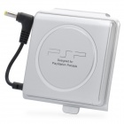 "Rechargeable ""2400mAh"" External Battery for PSP 3000 - Silver"