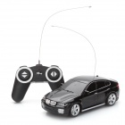 1/22 Scale BMW Car Model with Remote Controller - Black (3 x AA / 2 x AA)