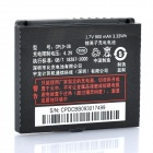 "Designer's Replacement 3.7V ""900mAh"" 3.33Wh Battery for Coolpad S100 + More"