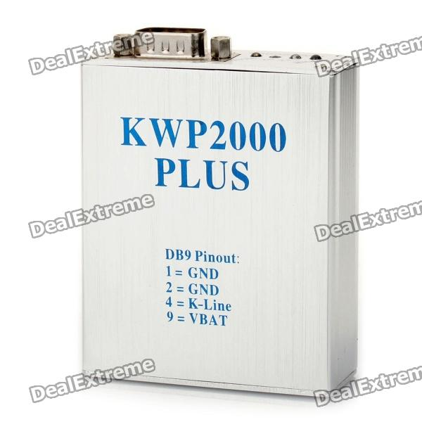 KWP2000 PLUS ECU Flashing Car Diagnostic ToolCode Readers and Scan Tools<br>Model:Form  ColorSilverApplication SupportedPCCompatible MakeBMWPacking List<br>