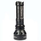 MicroFire Terminator K500R 10W HID Rechargeable Flashlight Kit (with Charger)