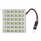 15W 360-Lumen LED 30x1206 White Light Car Dome Lampe w / T10 & SV85-Anschlüsse (DC 12V)
