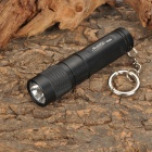 Bronte RA04 XPG-R5 LED 90LM 3-Mode Memory White Light Flashlight w/ Key Ring (1 x AA/14500)