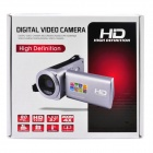 3.0MP Digital Video Camcorder w/ SD / AV-Out - Red (2.7&quot; TFT LCD)
