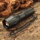 NEW-108 900lm 3-Mode Zooming Flashlight 