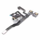White Audio Flex Cable for Iphone 4S