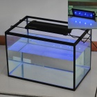 2-Mode 32x3528 LED White Light + 4-LED Blue Light Aquarium Lamp