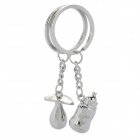 Fashion Couple Keychains - Milk Bottle & Valve (Pair)