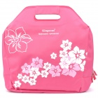 "Stylish Protective Hand Bag for 13.3"" Laptop Notebook - Deep Pink"