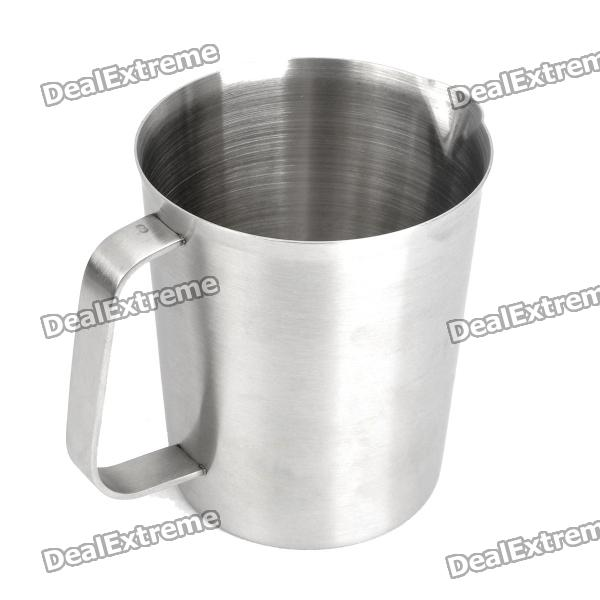 Stainless Steel Measuring Cup - Silver (500ml)