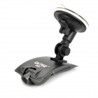 720P HD 3.0MP Wide Angle Car DVR Camcorder w/ SD / AV OUT / Mini USB - Black