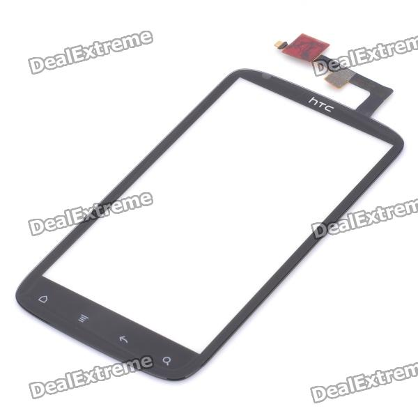 Genuine Repair Part Replacement Touch Screen/Digitizer Module with Bus Wire for HTC Sensation touch screen replacement module for nds lite