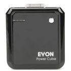 Rechargeable 2200mAh Mobile External Battery Power Charger for iPhone 3G / 3GS / 4 - Black