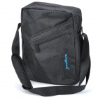 "Kingsons Protective Nylon Fabric One-Shoulder Bag for 12.1"" Laptop (Black)"