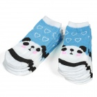 Cute Cartoon Socks (Random Color / 10-Pair)