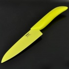 "6"" Chic Chefs Horizontal Ceramic Knife - Yellow (14.5cm-Blade)"