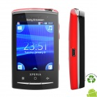 "Refurbished Sony Ericsson X10 mini pro Android 2.1 3G Phone w/ 2.5"" Capacitive, Wi-Fi, GPS - Red"