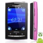 "Refurbished Sony Ericsson X10 mini pro Android 2.1 3G Phone w/ 2.5"" Capacitive, Wi-Fi, GPS - Pink"