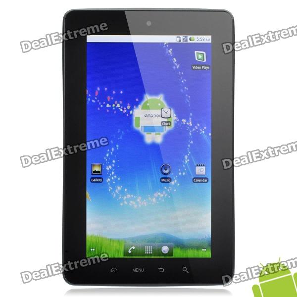 "TM70123G Android 2.2 3G Tablet w/ 7.0"" Capacitive, Bluetooth, Wi-Fi and GPS (Dual Core, A9)"
