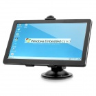 "7.0"" Touch Screen Win CE 6.0 GPS Navigator w/ Bluetooth / FM / 4GB TF Card (Europe Maps)"