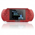"2,7 ""LCD Portable 16-Bit-Konsole w / Integrierte Spiele / TV-Out / Game Cartridge - Red"