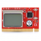 "1.6"" LCD PCI Analyzer Tester Diagnostic Card for Desktop PC Computer"