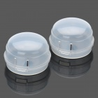 Safety Kitchen Microwave Ovens Knob Button Cover for Children Protection (Pair)