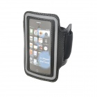 Trendy Sports Armband for iPhone 4S / 4 / iPod Touch 4 - Black