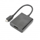 Micro USB Male to HDMI Female Adapter Cable for Samsung Cellphone