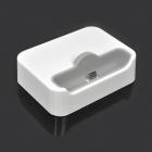 Portable Charging Dock Cradle for Samsung S2 I9100 + more - White