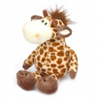 Cute Soft Plush Forest Animal Doll Toy - Giraffe