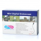 Supereyes USB 5.0MP 200X Mini Digital Waterproof Microscope with 2-LED and Flexible Neck