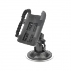 Car Swivel Mount Holder with USB Data Cable for iPhone 4S