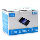 "CMOS 5MP Wide Angle Car DVR Camcorder w/ GPS / Night Vision / AV-Out / HDMI / TF (2.36"" LCD)"