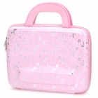 "Hello Kitty Style Protective Carrying Bag for 10"" Tablet - Pink"