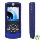 "Refurbished Motorola RIZR Z3 GSM Cell Phone w/1.9"" LCD Screen, Quadband and Java - Blue"