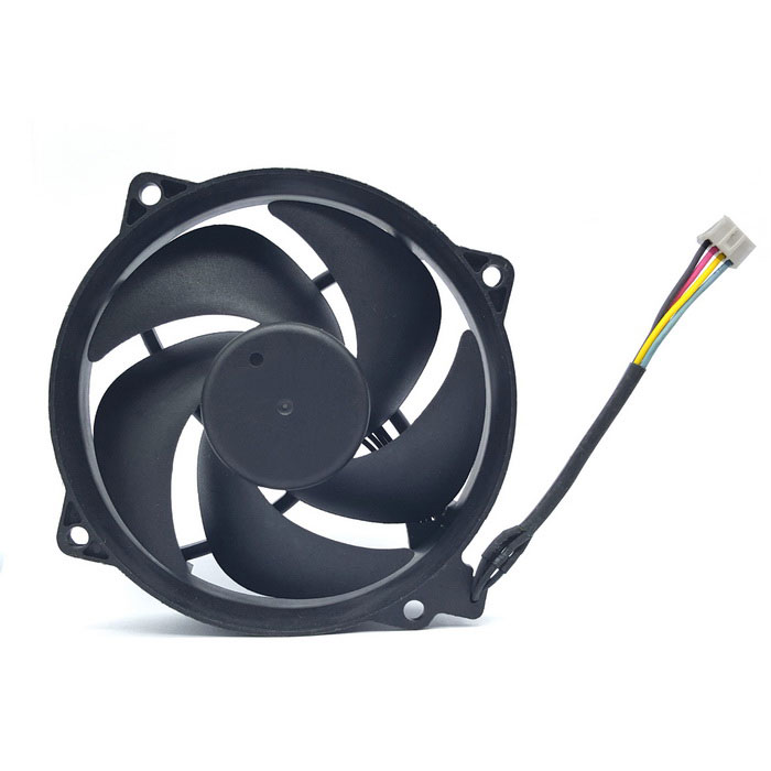 Cooling Fan for XBOX 360 Slim - Black от DX.com INT