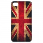 Stylish the Union Jack Pattern Protection Cover Case for iPhone 4